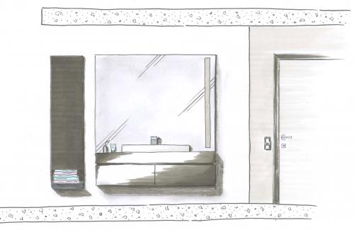 Badmöbel auf Maß - Badezimmer maßgefertigt   Tischlerei im ...